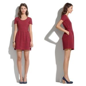 2 for $80   Madewell   Bistro Dress   Striped